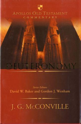 9780851117799 Deuteronomy