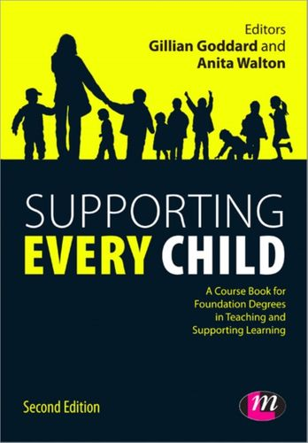 9780857258212 Supporting Every Child