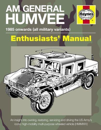 9780857333742 AM General Humvee Enthusiasts' Manual