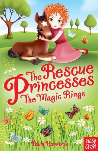 9780857631572 Rescue Princesses: The Magic Rings