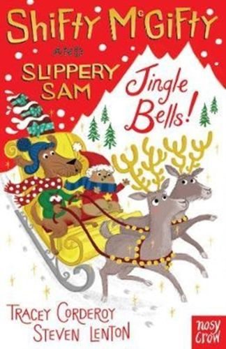 9780857639622 Shifty McGifty and Slippery Sam: Jingle Bells!