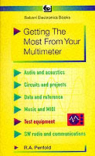 9780859341844 Getting the Most from Your Multimeter