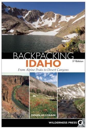 9780899977737 Backpacking Idaho