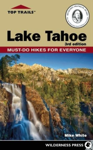 9780899977775 Top Trails: Lake Tahoe