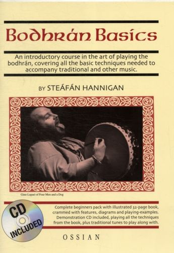 9780946005871 Bodhran Basics (Book/CD)