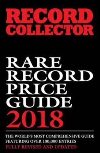 9780956063991 Rare Record Price Guide: 2018