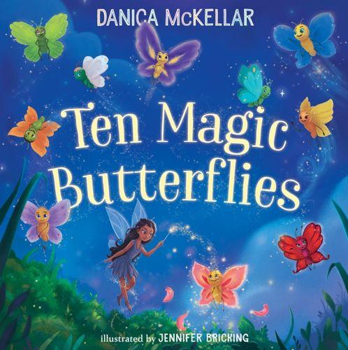9781101933824 Ten Magic Butterflies