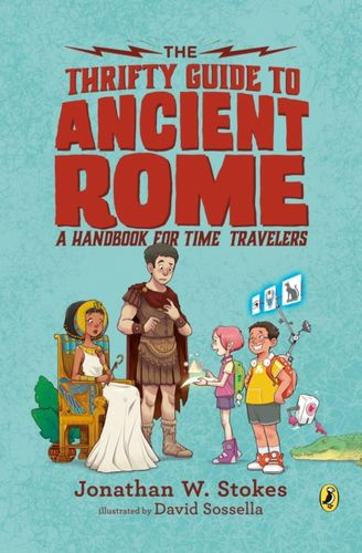9781101998106 Thrifty Guide to Ancient Rome
