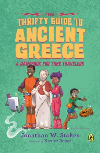 9781101998168 Thrifty Guide to Ancient Greece