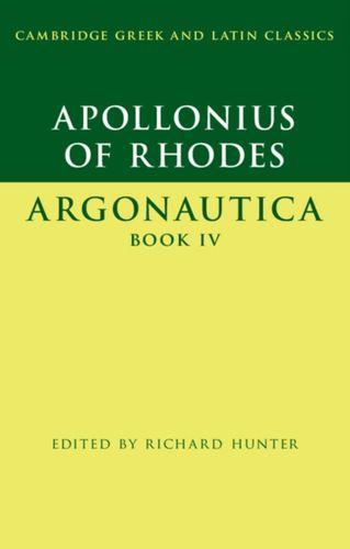 9781107636750 Apollonius of Rhodes: Argonautica Book IV