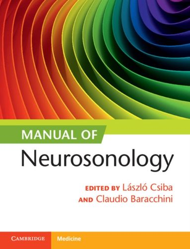 9781107659155 Manual of Neurosonology