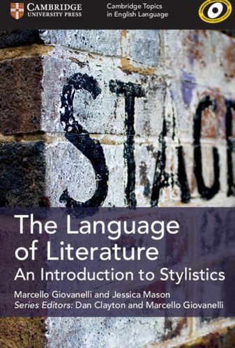 9781108402217 Language of Literature