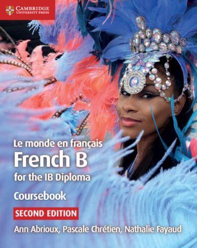 9781108440547 Le monde en francais Coursebook