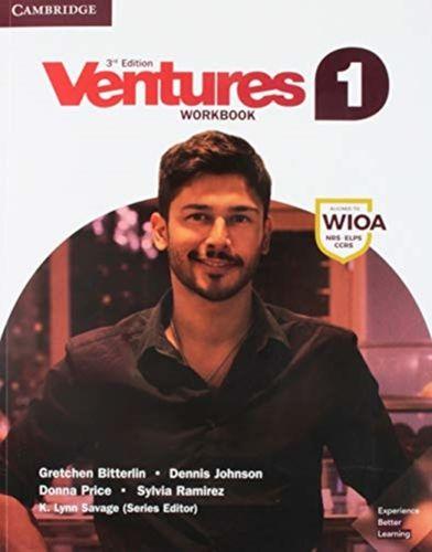 9781108450539 Ventures Level 1 Workbook