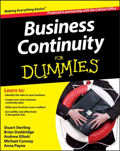 9781118326831 Business Continuity For Dummies