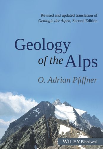 9781118708125 Geology of the Alps
