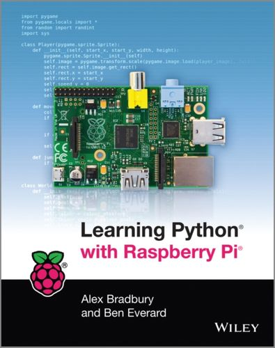9781118717059 Learning Python with Raspberry Pi