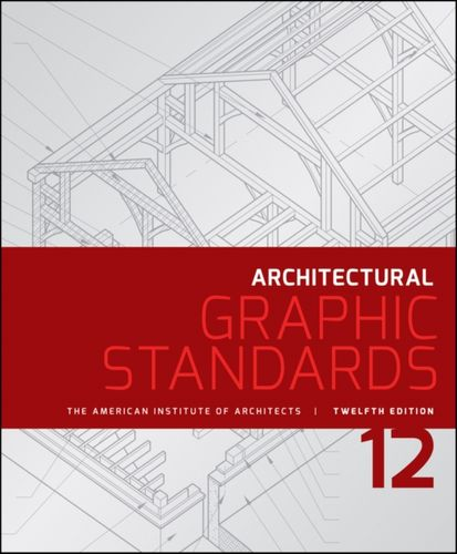 9781118909508 Architectural Graphic Standards
