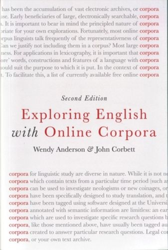 9781137438096 Exploring English with Online Corpora