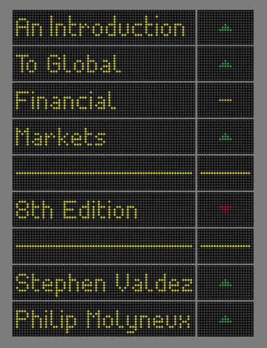 9781137497550 Introduction to Global Financial Markets