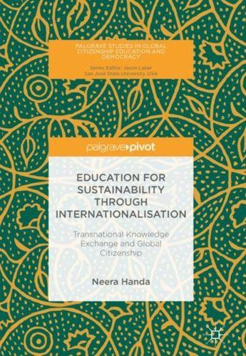 9781137502964 Education for Sustainability through Internationalisation