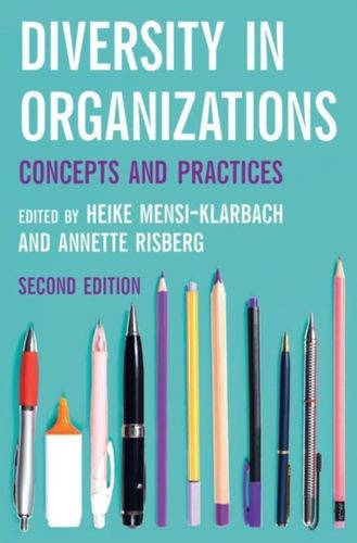 9781137569271 Diversity in Organizations
