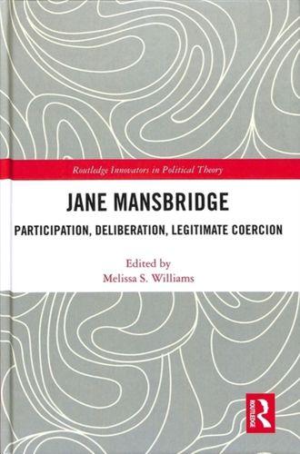 9781138053366 Jane Mansbridge