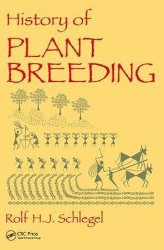 9781138106765 History of Plant Breeding