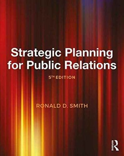 9781138282063 Strategic Planning for Public Relations