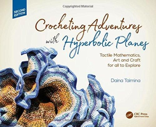 9781138301153 Crocheting Adventures with Hyperbolic Planes