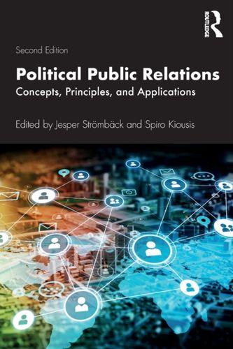 9781138484054 Political Public Relations