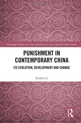 9781138485839 Punishment in Contemporary China