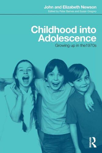 9781138565968 Childhood into Adolescence