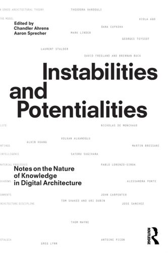 9781138583993 Instabilities and Potentialities