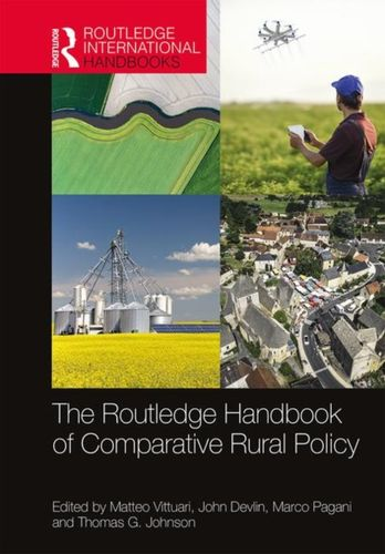 9781138594111 Routledge Handbook of Comparative Rural Policy