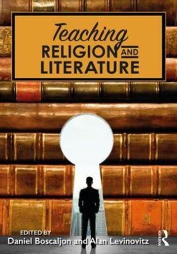 9781138612709 Teaching Religion and Literature