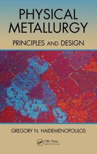 9781138627680 Physical Metallurgy