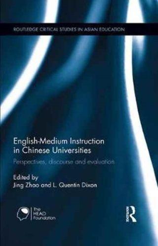 9781138668454 English-Medium Instruction in Chinese Universities