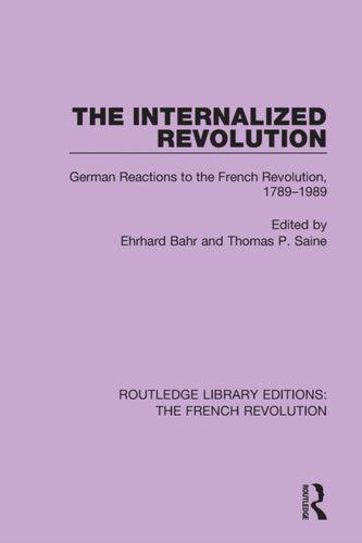9781138673113 Internalized Revolution