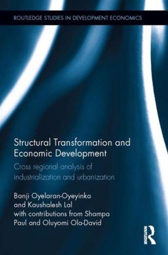 9781138673373 Structural Transformation and Economic Development