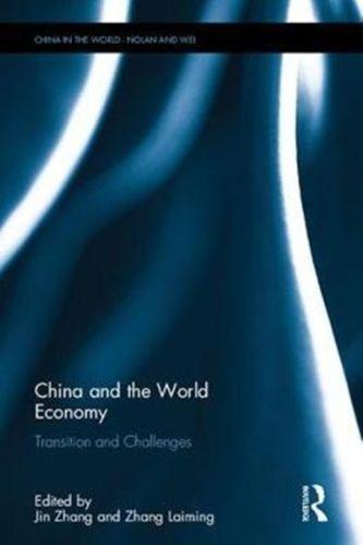 9781138736863 China and the World Economy