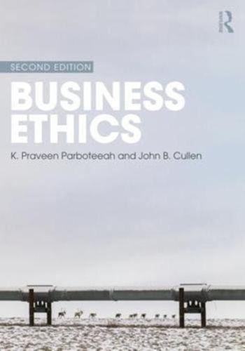 9781138745346 Business Ethics