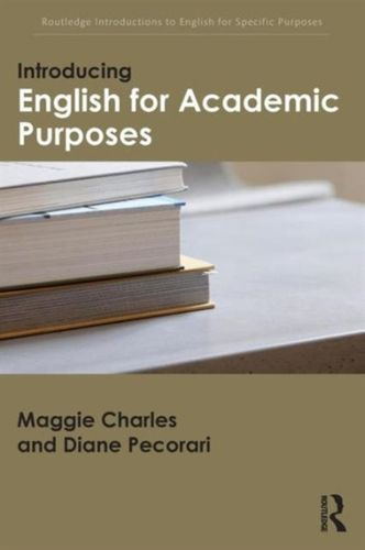 9781138805156 Introducing English for Academic Purposes