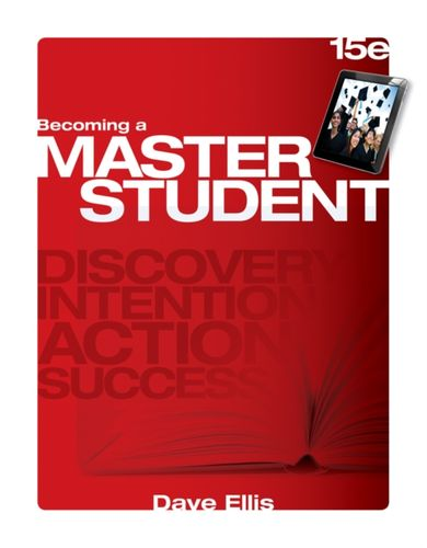 9781285193892 Becoming a Master Student