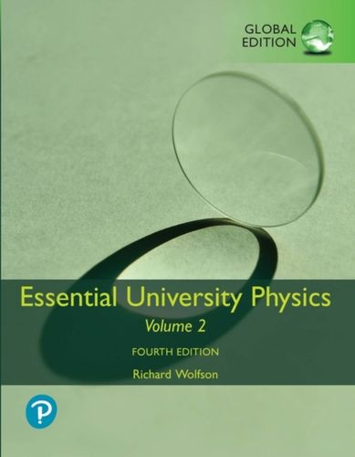 9781292351186 Essential University Physics: Volume 2, Global Edition