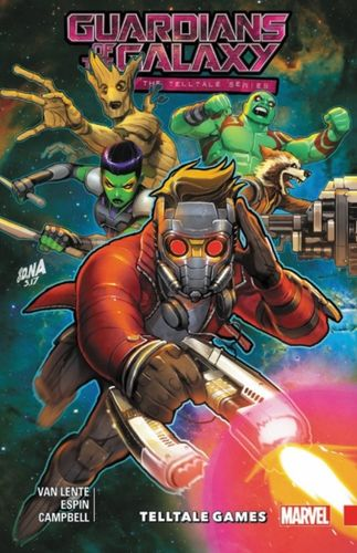 9781302909390 Guardians Of The Galaxy: Telltale Games