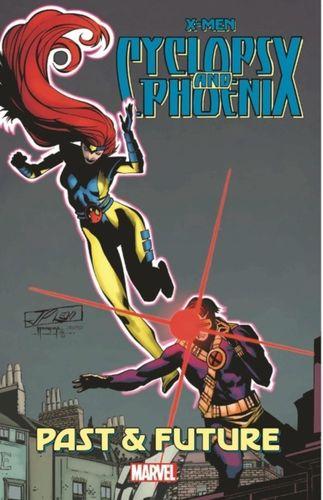9781302913793 X-men: Cyclops & Phoenix - Past & Future