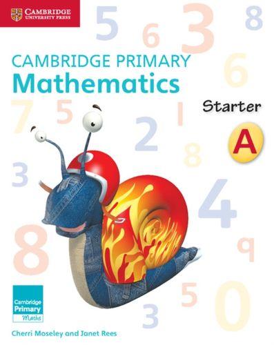 9781316509104 Cambridge Primary Mathematics Starter Activity Book A