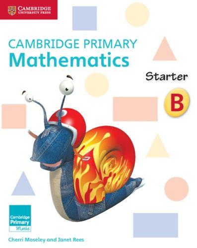 9781316509111 Cambridge Primary Mathematics Starter Activity Book B