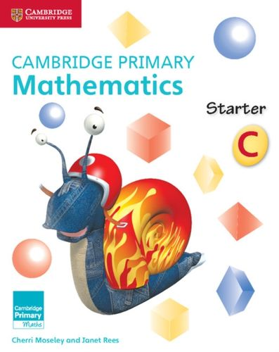 9781316509128 Cambridge Primary Mathematics Starter Activity Book C